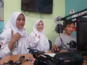 News Bekasi Reborn Siswa Siswi SMA Negeri 3 Cikarang Utara Berkunjung Ke-Kantor News Bekasi Reborn