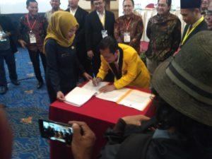 News Bekasi Reborn Rapat Pleno Terbuka Terakhir Se-Indonesia KPU menetapkan 50 Anggota Dewan DPRD kabupaten Bekasi