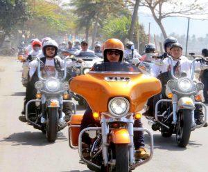 News Bekasi Reborn Touring Motor Besar Indonesia (MBI)