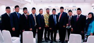 News Bekasi Reborn H.M. Amin Fauzi Berpesan Untuk 50 Dewan Terpilih DPRD Kabupaten Bekasi