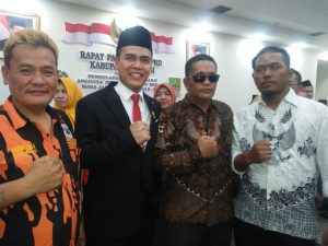 News Bekasi Reborn PAC PP KARANG BAHAGIA MENGUCAPKAN SELAMAT KEPADA BUNG ARIA DWI NUGRAHA DI LANTIK DEWAN DPRD KAB.BEKASI