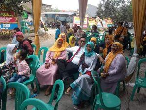 News Bekasi Reborn Karangan Bunga Ucapan Selamat Penuhi Halaman Rumah dr. Asep Surya Atmaja (ASA)