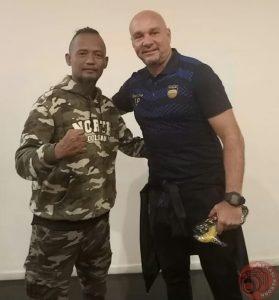 """News Bekasi Reborn Andre Kepala Sekolah Akademi Persib Bekasi: """"Jaring Bakat Pemain Bola Profesional Usia Dini"""""""