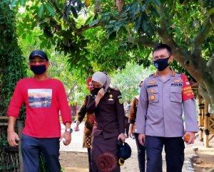 News Bekasi Reborn Kapolres Metro Bekasi dan Kajari Tinjau Kesiapan Protokoler Kesehatan di Wisata Kawung Tilu