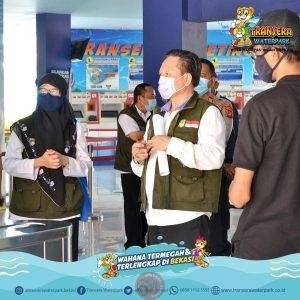News Bekasi Reborn TRANSERA WATERPARK Bekasi Reopening AKB