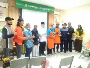News Bekasi Reborn Launching Pizza Apa Ya Di HNI ( Halal Network Indonesia) BCC