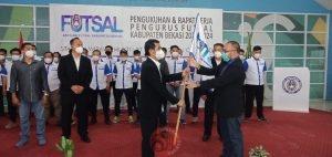 News Bekasi Reborn Asosiasi Futsal Kab. Bekasi Gelar Raker Pengurus Periode 2020-2024