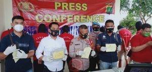 News Bekasi Reborn Unit Reskrim Polsek Cikarang Barat Ringkus Kawanan Begal Motor Sadis