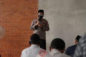 """News Bekasi Reborn Kombes Pol Hendra Gunawan,S.I.K.,M.Si. Kapolres Metro Bekasi Safari Dakwah Berikan Tausyah """"Mauizah AlHasanah"""""""