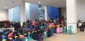 News Bekasi Reborn Polsek Cikarang Timur Swab Antigen 222 Orang Santri Gontor Jawa Timur Asal Bekasi