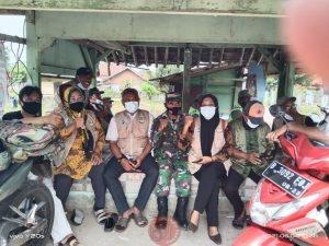 News Bekasi Reborn Hj.Mariyah Kades Pasirtanjung Giat Jumsih Bagikan Gratis Masker Guna Putus Mata Rantai C-19