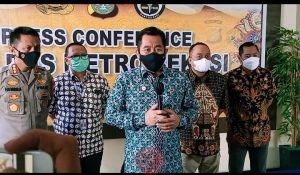 News Bekasi Reborn Brigjen Pol. Djoko Poerwanto Sidak Polres Metro Bekasi Prihal Penyelidikan Bantuan Sosial di Kabupaten Bekasi