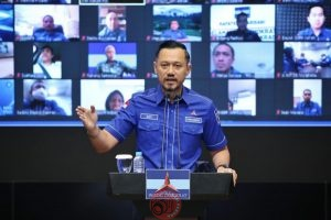 "News Bekasi Reborn Elektabilitas AHY Makin Melesat, Demokrat: ""Rakyat Butuh Pemimpin Yang Amanah Dan Bekerja Untuk Rakyat"""