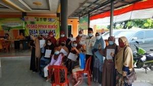 News Bekasi Reborn Amang Kades Sukajaya Giat Vaksin C-19 Perdana Untuk Warga Sukajaya