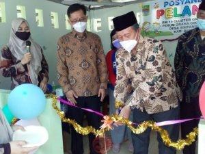 News Bekasi Reborn H.Kurma Kades Simpangan Resmikan Posyandu Demi Penuhi Sarana Kesehatan Maksimal Untuk Masyarakat Simpangan
