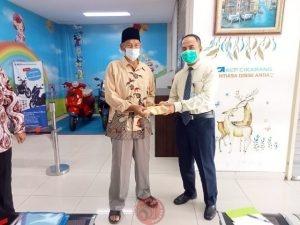 News Bekasi Reborn Setelah di Somasi Kantor Hukum UP & Partner Pihak Bank BCA Berikan Hak Anak Yatim Penuh Dengan Kekeluargaan