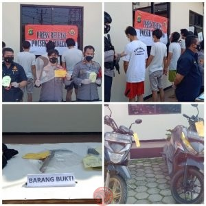 News Bekasi Reborn Empat dari Enam Pelaku Ranmor di Ringkus Polsek Tambelang dibantu Unit Jatanras Polres Metro Bekasi