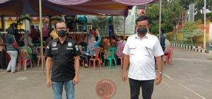 "News Bekasi Reborn Kasat Reserse Narkoba, AKBP Farlian Lumban Toruan, M.M., M.H Operasi Kemanusian Dalam Rangka ""BHAKTI KESEHATAN VAKSINASI MERDEKA"""