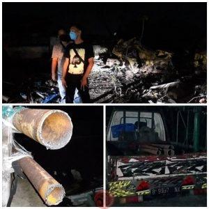 News Bekasi Reborn Ditangkap Pencurian Besi oleh Oknum ASN dan 3 Tenaga Honorer UPTD Pasar Baru Cikarang