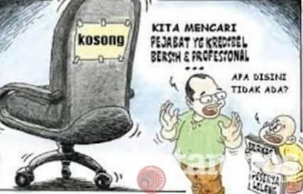 News Bekasi Reborn Lambatnya Pj.Bupati Dani Ramdan Dalam Mengisi 10 Kursi Eselon II Terganjal PERMENDAGRI No.76