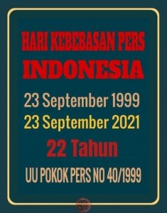 News Bekasi Reborn Refleksi 22 Tahun Lahirnya UU Pers No.40/1999, BJ Habibie, Sosok Pahlawan Kebebasan Pers Indonesia