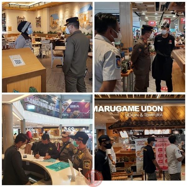 News Bekasi Reborn Pol PP Kab.Bekasi Giat Patroli Dalam Rangka Transformasi Perekonomian di Pusat Perbelanjaan dan Resto