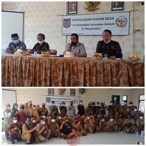 News Bekasi Reborn H.Dede Sulaeman Kades Kalijaya Giat Penyuluhan Hukum untuk Perangkat Desanya
